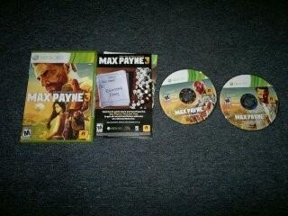 Max Payne 3 Completo Xbox 360,excelente Titulo