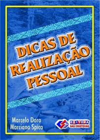 Livro Dicas De Realização Pessoal