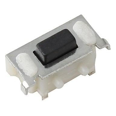 Kit 2 Botões Power Volume Tablet Dl Navcity Multilaser 8mm