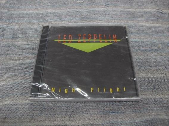 Cd: Led Zeppelin: Night Flight - 2 Cds