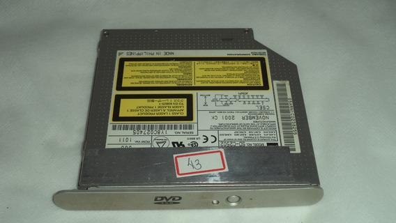 Leitor De Dvd E Gravador Cd Compaq Presario P700 Cx 43