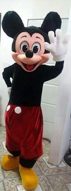 Disfraz Mickey O Minnie Cabezón Disfraces