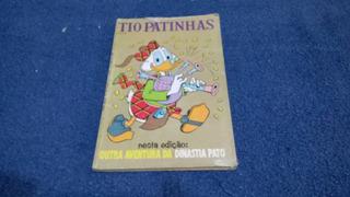 Hq - Tio Patinhas Nº 109 - Agosto 1974