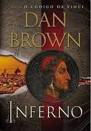 Livro Inferno, Autor Dan Brown