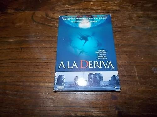 Dvd Original A La Deriva - Adrift - Con Caja Protectora