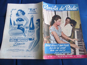 Radio 1952 Jorge Veiga Chiozzo Continental Suplemento Angela