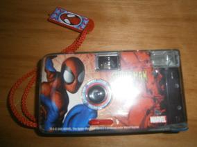 Camera Antiga Do Homem Aranha