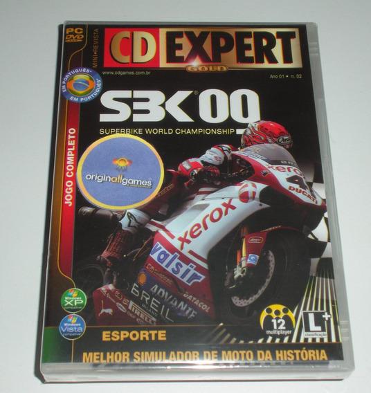 Sbk 09 Super Bike Premium Em Pt-br ¦ Jogo Pc Orig Lacr ¦ M F