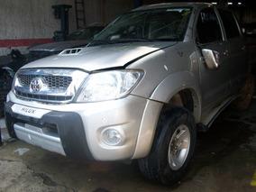 Peças Hilux 4x4 Turbo Diesel Auto Sucata Nevada Auto Peças