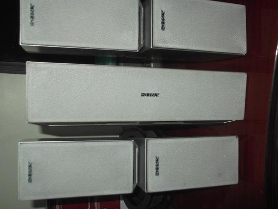 Kit 5 Caixas Sony Surround!!!para Todos Receivers Até100watt