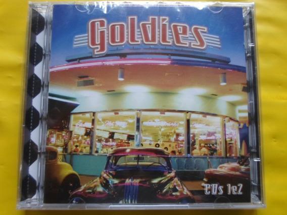 Cd Duplo Coletânea Goldies / Cds 1 E 2 / Novo