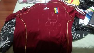 Camisa Venezuela 2010/2011, adidas, G, Rara!!!