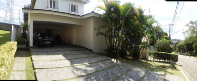 Casa No Residencial Alphaville 9 - Excelente