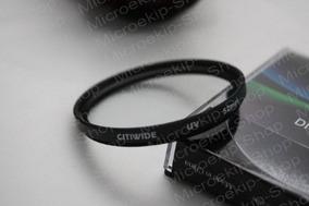 Filtro Uv 52mm Nikon D 40 60 3000 3100 5000 5100 18-55 200