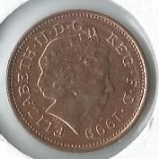 Un Penique. 1.999 Ru