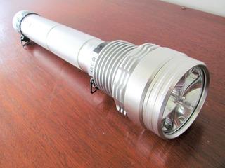 Lanterna Hid Xenon Recarregável 85 Mais 2km Super Potente