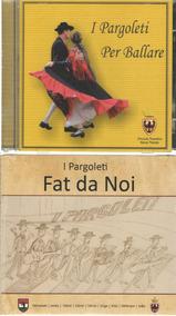 Cd De Música Tradicional E Cd De Música Inédita Italiana
