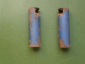 2 Copos Da Suspenção Diant. Da Yamaha Antiga F5b 50cc