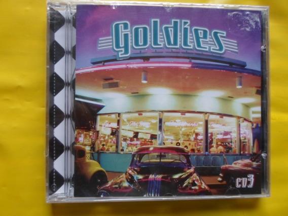Cd Coletânea Goldies / Cd 3 / Oséas / The Platters / Novo