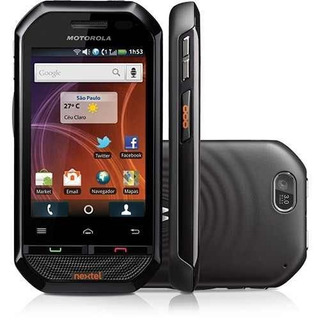 Celular Mini Nextel I867 Livianito Chico Android 2,3 Black
