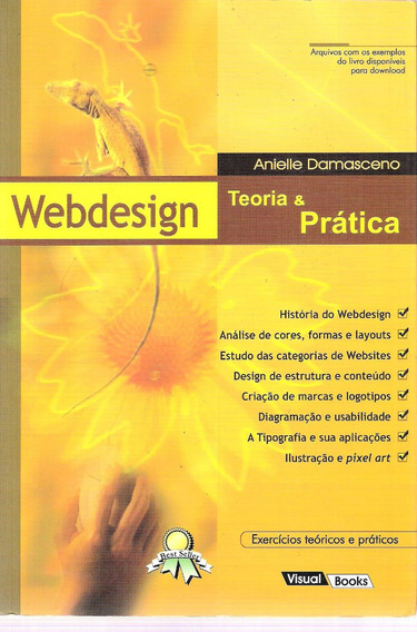 Webdesign Teoria E Prática Anielle Damasceno