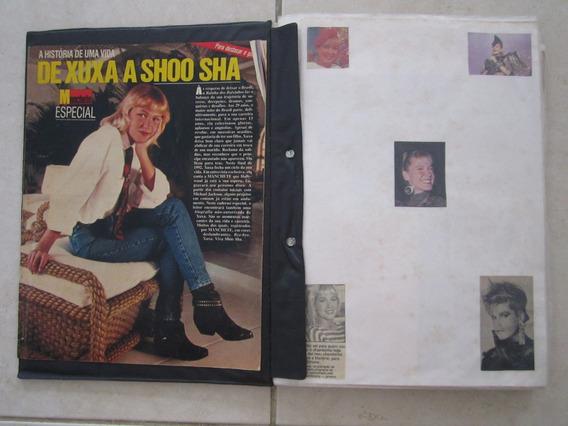 Coleção De Recortes Da Xuxa