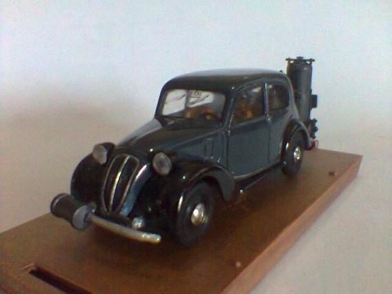 Miniatura 1/43 Brumm Fiat 508c Versão Gasogênio *colado Leia