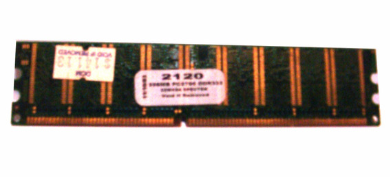 Memoria Ram Pc Ddr 333 De 256mb Spectek Pc 2700