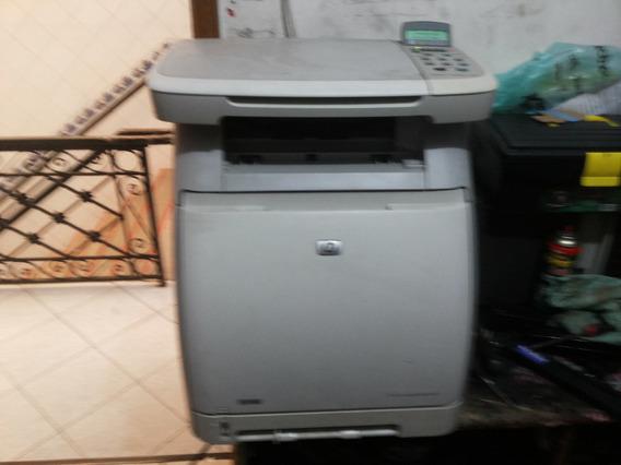 Impressora Multifuncional Hp Laser Color Cm 1015 Usada