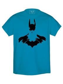 Playera Estampada Superhéroes Batman 2