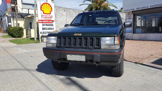Grand Cherokee 4x4 5.2 V8/ At -orvis Edition-