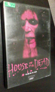 Pelicula Dvd House Of The Dead