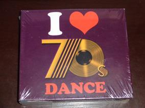 Box 3 Cds Dance Music Anos 70 Lacrado