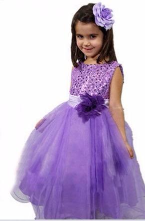 Vestido Infantil Festa Luxo Princesa Sofia - Pronta Entrega