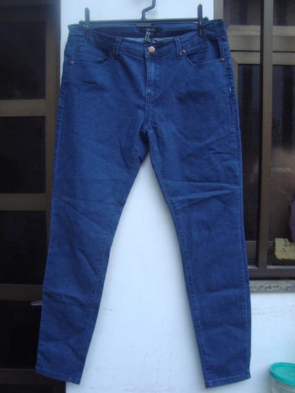 Calça Jeans Da Forever 21 Tam 44