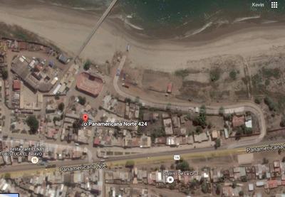 Vendo Casa De Playa En Balneario La Cruz, Tumbes