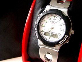 Relógio Citizen Ana-digi - Raridade- Novo, Original Promoção
