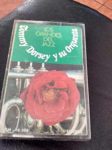Cassette De Tommy Dorsey - Los Grandes De Jazz(347
