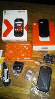 Celular Mini Nextel I867 Chico Comodo Nuevo Sin Uso Verison2