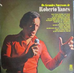 Lp Os Grandes Sucessos De Roberto Yanes