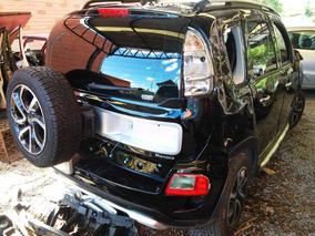 Sucata Citroën C3 Aircross 1.6 Exclusive Para Retirar Peças