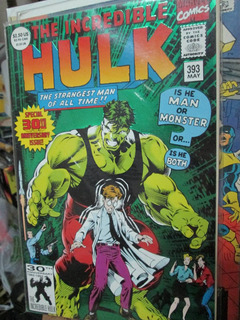 Hulk 393 Especial 30 Aniversario