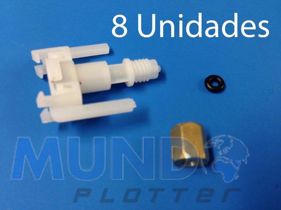 Conector Para Damper (8 Unidades) Mimaki Jv33/jv5