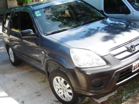 Honda Crv 2.4 Lx 4x4 Mt 170 Hp 2006