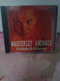 Vendo Cd Original - Wanderley Andrade - O Gênio Do Calypso
