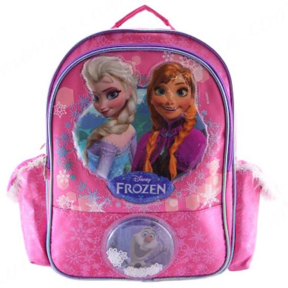 Mochila Infantil Da Frozen