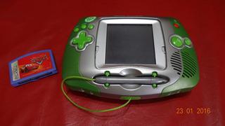 Leap Frog Consola Portatil Leapster + Juego Extra De Cars