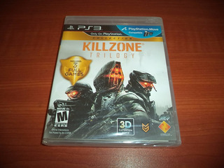 Killzone Trilogy Ps3 Nuevo Y Sellado