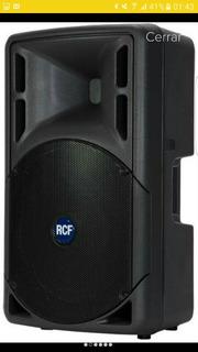 Rcf Art 315 Mk4 Caja Potenciada De 15 Y Drive Italiana