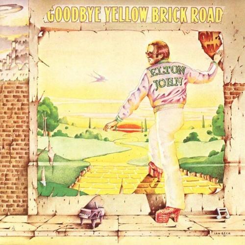 Cd Elton John - Goodbye Yellow Brick Deluxe (import) 17faixa